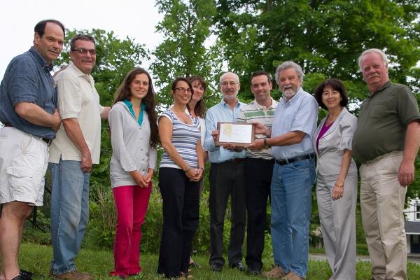 Mérite municipal_membres