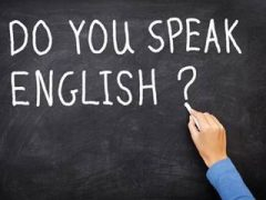 anglais cours