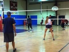 volleyball indoor