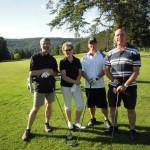 Tournoi de golf du maire