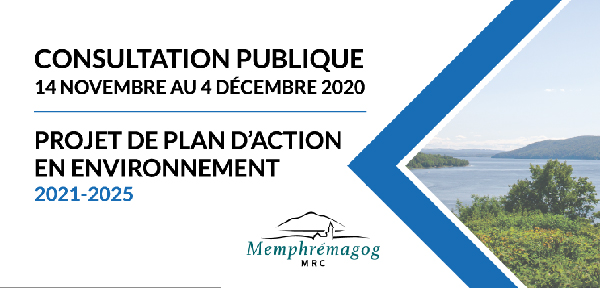 MRC Environmental Action Plan 2021-2025: participate in the consultation process