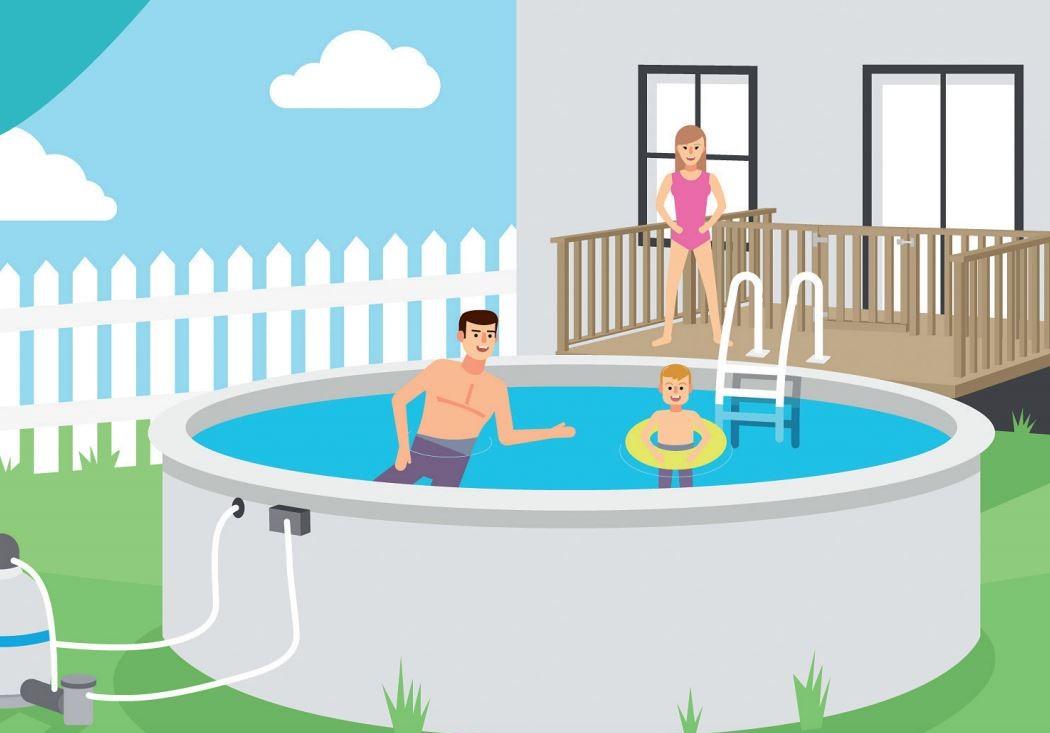 Nouvelles normes applicables aux piscines